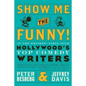 Show Me the Funny Book Jacket - web res